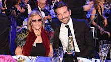 Bradley Cooper Brings Mom Gloria Campano as His SAG Awards Date While Irina Shayk Works Abroad