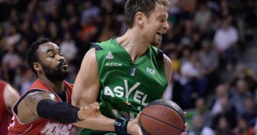Basket - Pro A - Pro A : David Andersen de retour à l'Asvel