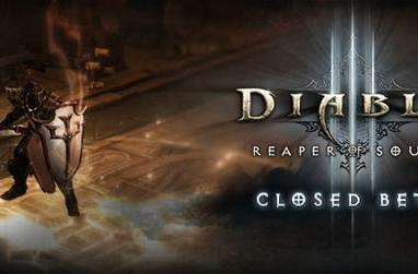 Diablo III: Reaper of Souls closed beta has begun