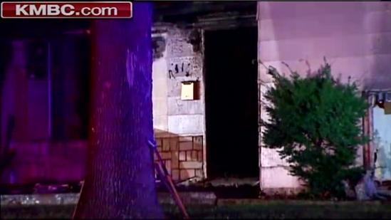 Neighbors report fire on East 51st Street