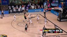LeBron triple-double not enough as Nuggets take Game 3