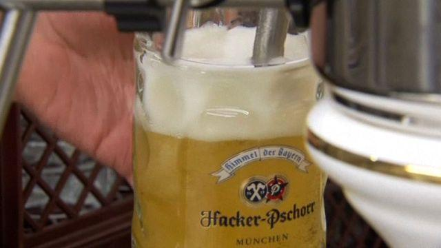Official Oktoberfest beer mug unveiled