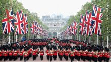 50 Photos of Trooping the Colour, Our Favorite British Tradition, Through the Years