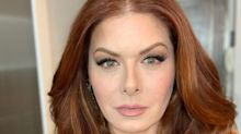 Debra Messing's face looks different and people are freaking out: 'You too??? Whhhyyyy?'