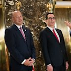 Steve Mnuchin Says It's 'Very Hard' Not To Cut Rich People's Taxes