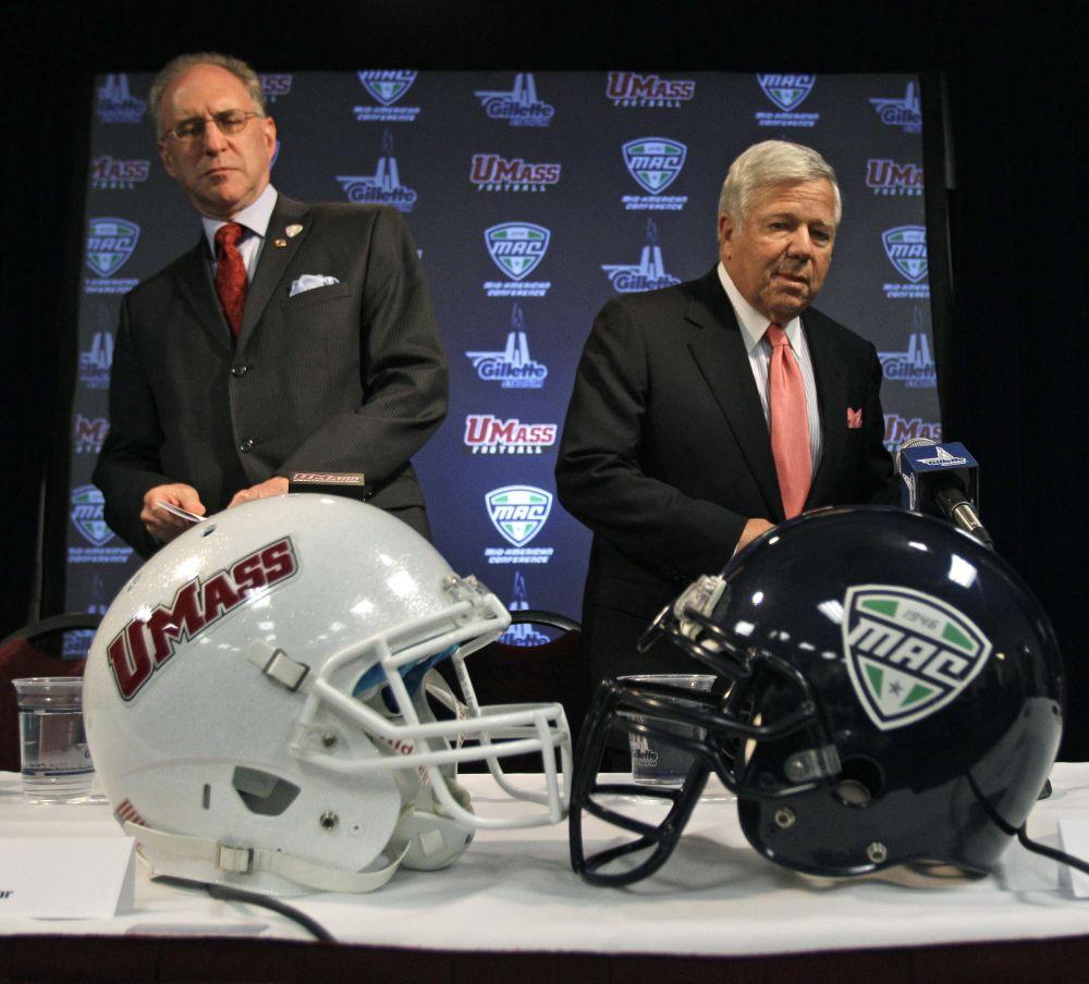 MAC and UMass football to part ways after 2015