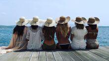 Diese 6 Promi-Frauen erwartet man nicht zusammen auf einem Bild