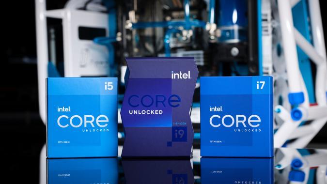 Intel 11th Gen Rocket Lake S