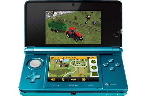 Farming Simulator 14 plants crops on Vita, 3DS in June