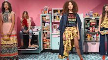 Alice + Olivia Tapped 8 Female Artists To Recreate The Chelsea Hotel For Spring 2018