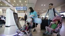 路癡都無有怕 仁川機場有機械人幫你搵路?