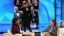 Jennifer Hudson Tells Ellen DeGeneres Why Aretha Franklin Is Her 'Dream' Role