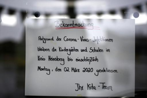 Coronavirus In Nordrhein Westfalen