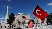 Turkey announces that Hagia Sophia can be turned back into mosque