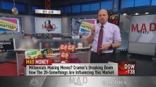 Cramer: If companies embrace the change millennials deman...