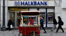 Turkey's Halkbank dismisses U.S. charges, Erdogan calls them 'ugly'