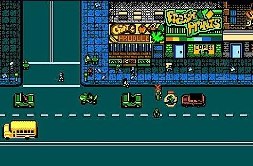 Retro City Rampage wrecks Europe and Asia on Jan. 16