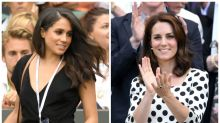 Kate Middleton and Meghan Markle plan girls' trip to cheer on Serena Williams at Wimbledon