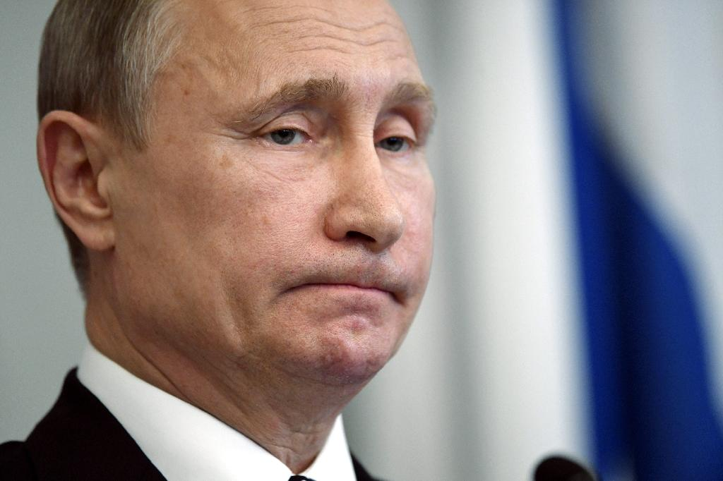 """""""More than a thousand people were working and are still working"""" at the US embassy and consulates, Putin said in an interview with Rossia-24 television"""