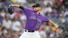 Rockies pitcher Austin Gomber leaves start due to  injury