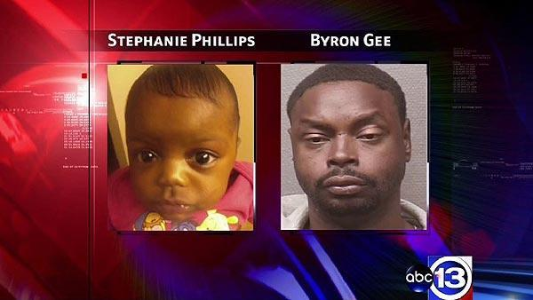 Search underway for missing baby who's subject of Amber Alert