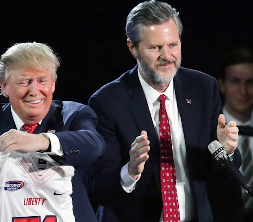 What to Know About Evangelical Leader Jerry Falwell Jr. Before His Speech at the RNC