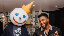 Jack in the Box jumps into the virtual restaurant business with Uber Eats and Jason Derulo