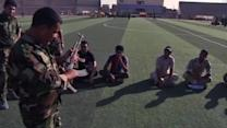 Basra volunteers train to fight ISIL