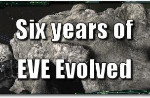 EVE Evolved: Six years of EVE Evolved