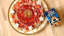 Padma Lakshmi and Kellogg's® Proclaim this Year's Must-Bake Holiday Treat: Kellogg's Frosted Flakes® Pear Berry Tart