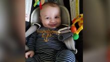 Baby, mom and grandpa fight life-threatening illnesses at once
