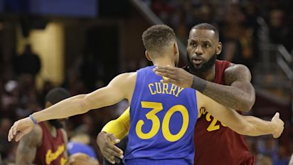 NBA Finals: Full schedule for Warriors-Cavs