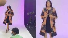 Sushmita Sen Glamorous Photoshoot viral on Internet