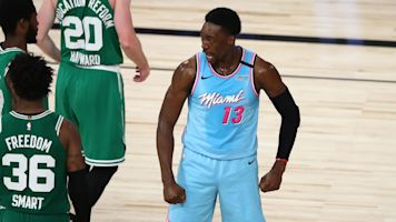 Heat nipping at heels of Celtics' No. 3 seed