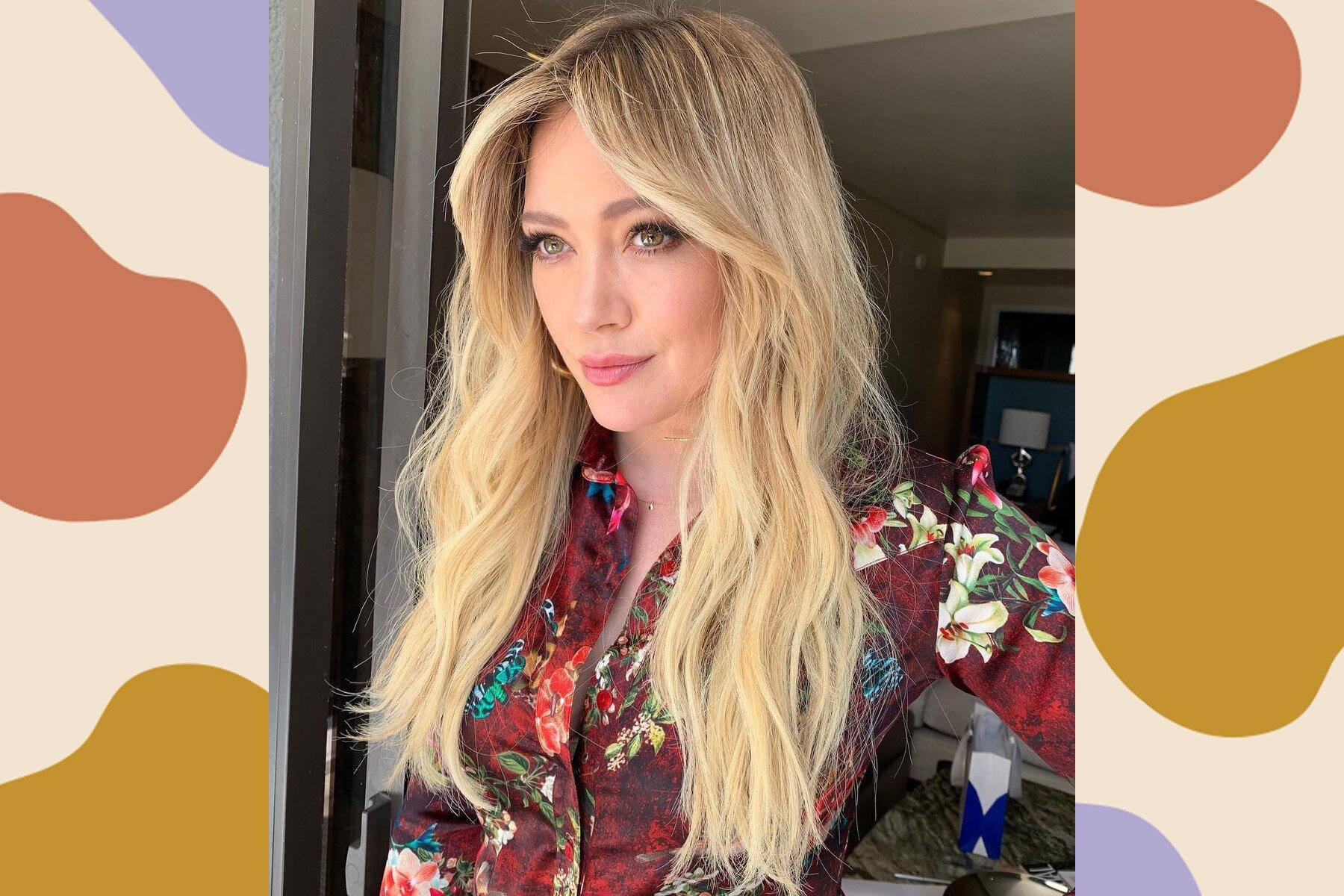 Here S How To Style Curtain Bangs Tiktok S Hottest Hair Trend