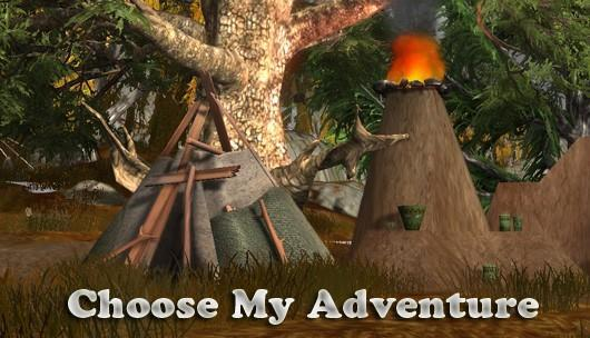 Choose My Adventure: I've been digging on the homestead...