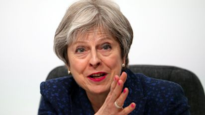 Brexit: Cabinet Unrest After Report Theresa May Is To 'Accept Staying In Customs Union'