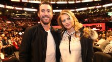 Kate Upton Lashes Out Over Justin Verlander's Cy Young Loss