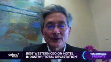 Yahoo Finance Presents: Best Western CEO David Kong