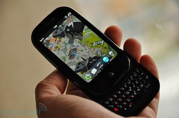 Palm's webOS root image leaks out, code enthusiasts reschedule their normal nightly plans