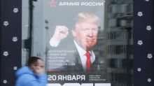 In Trump We Trust: Inauguration prompts celebration in Russia
