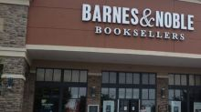 Barnes & Noble Stock Jumps on Takeover Buzz