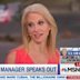 Donald Trump's campaign manager said she doesn't believe there will be voter fraud