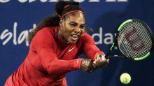 Barty advances in Cincinnati, Serena out