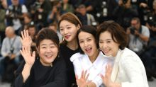 SKorea's prolific character actress shines in Cannes winner