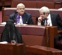 An Anti-Muslim Australian Senator Wore a Burqa in Parliament. It Didn't Go Down Well