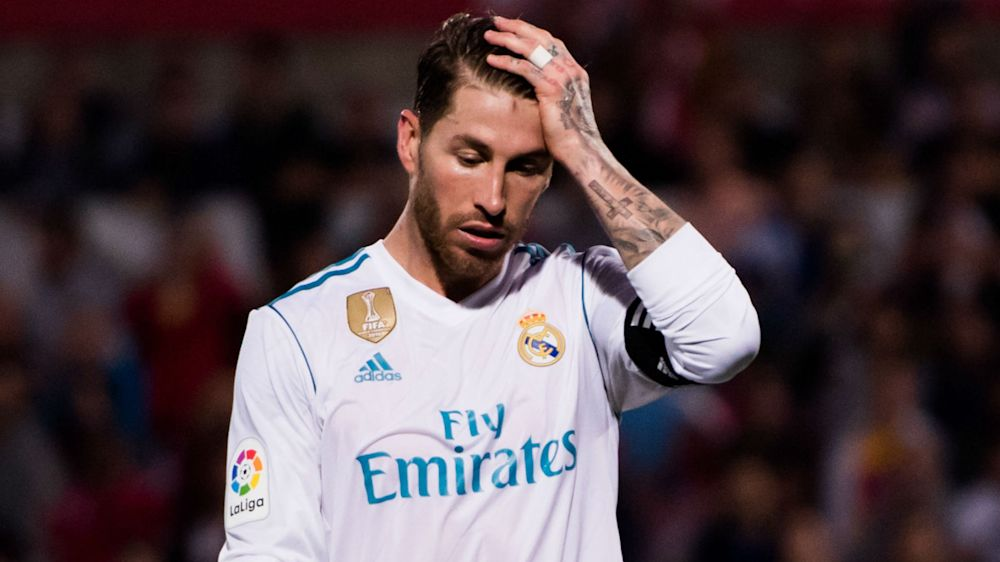 Ramos hopes Barcelona remain in LaLiga