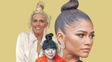 Rise of the topknot: why big buns are everywhere