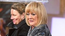 Amanda Barrie admits she's doing Celebrity Big Brother to 'pay for her care home'