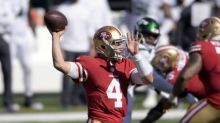 Mullens to replace injured Garoppolo as 49ers starting QB
